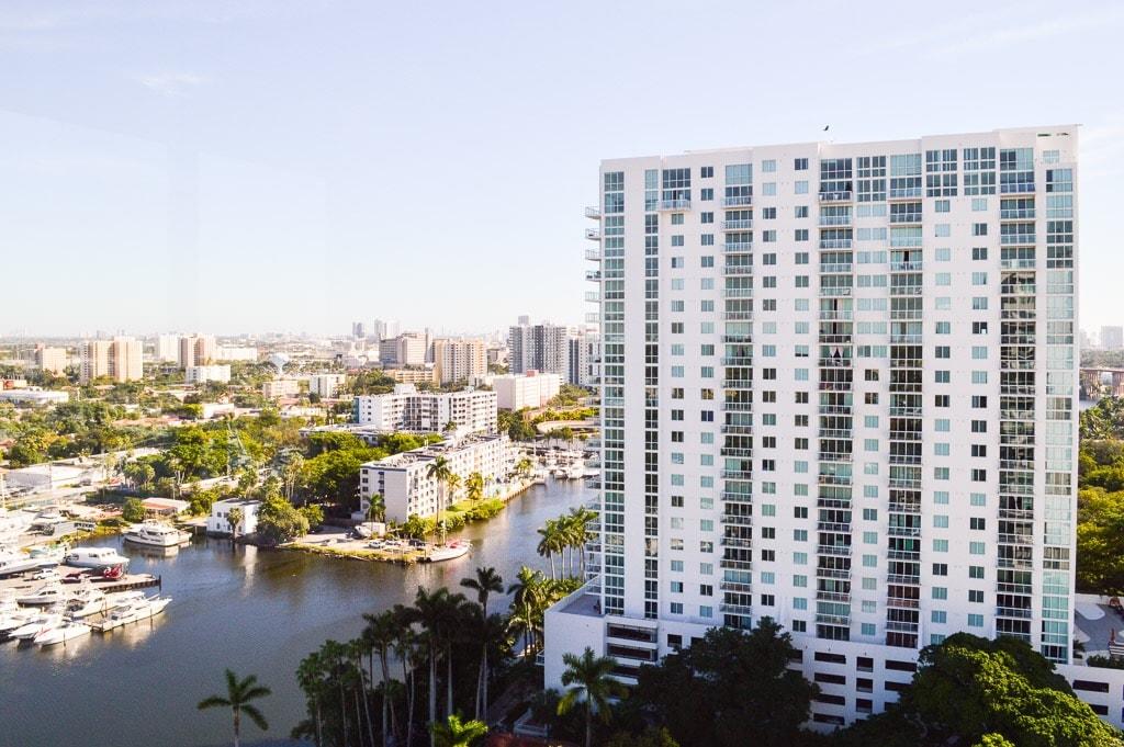 Miami River Condo w/ Marina Views