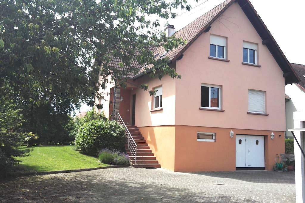 Au Lilas - Mundolsheim - Hus