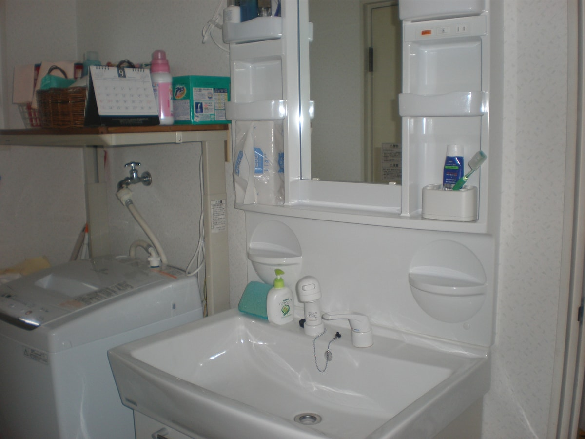 washing space ( common)