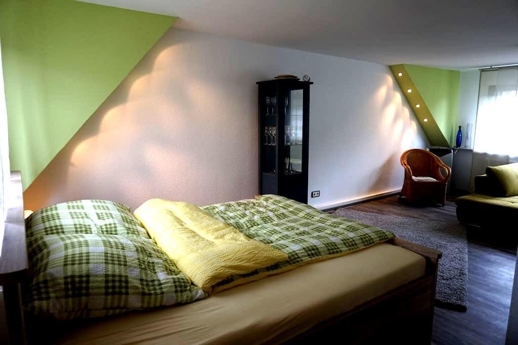 Ferienwohnung Winklbauer - Osterspai - อพาร์ทเมนท์