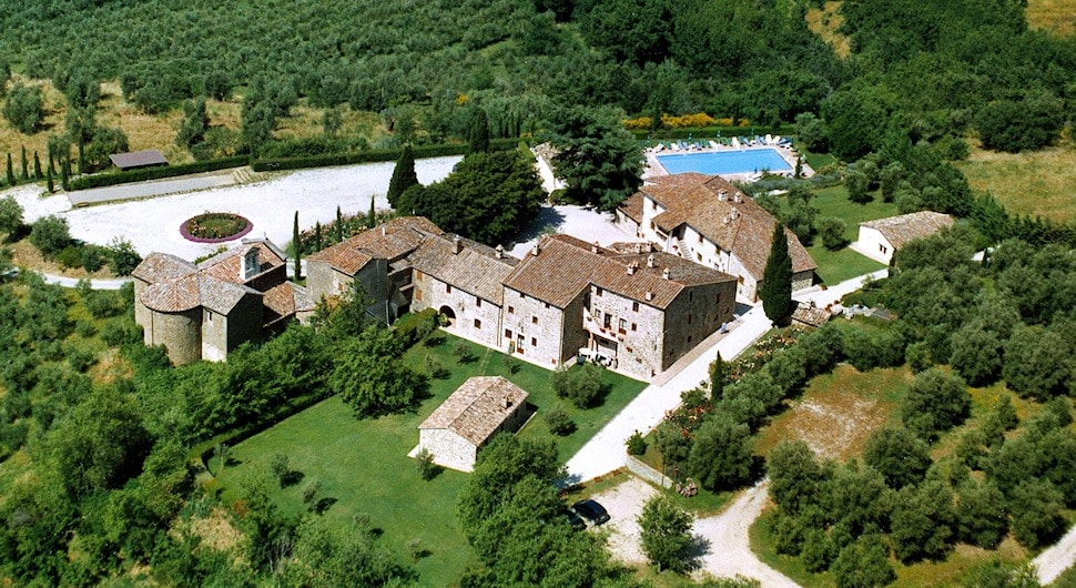 Charming apartments near Cortona