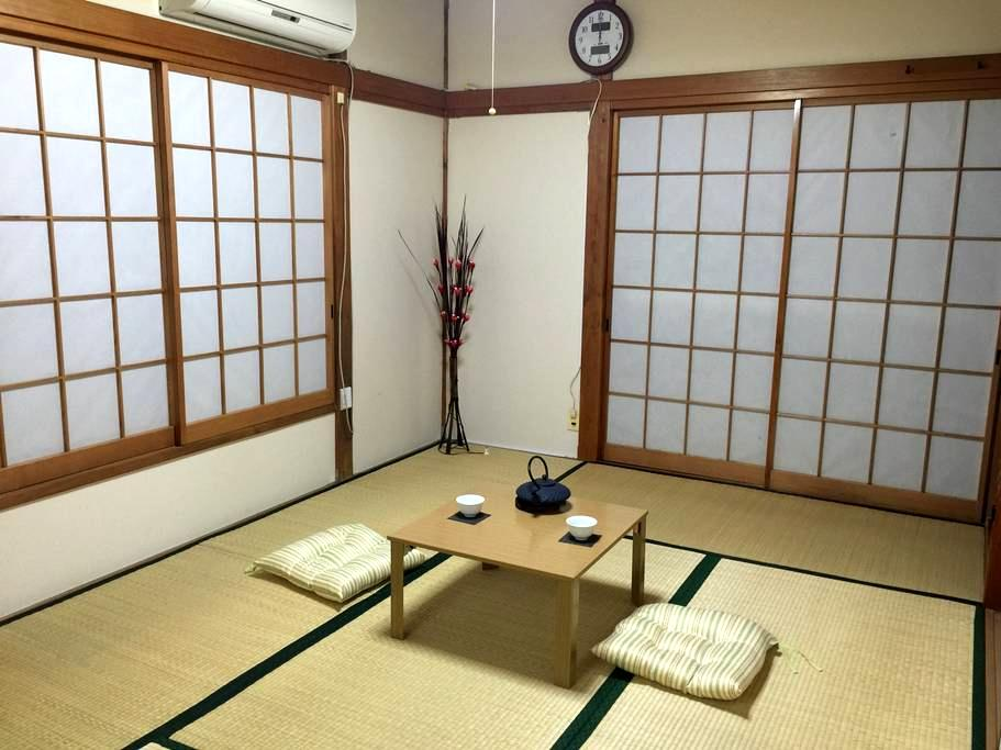 Let's stay in Japanese traditional style room - 葛飾区