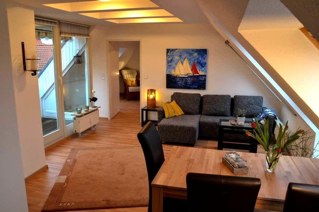 ...über den Dächern von Ratzeburg - Ratzeburg - 公寓