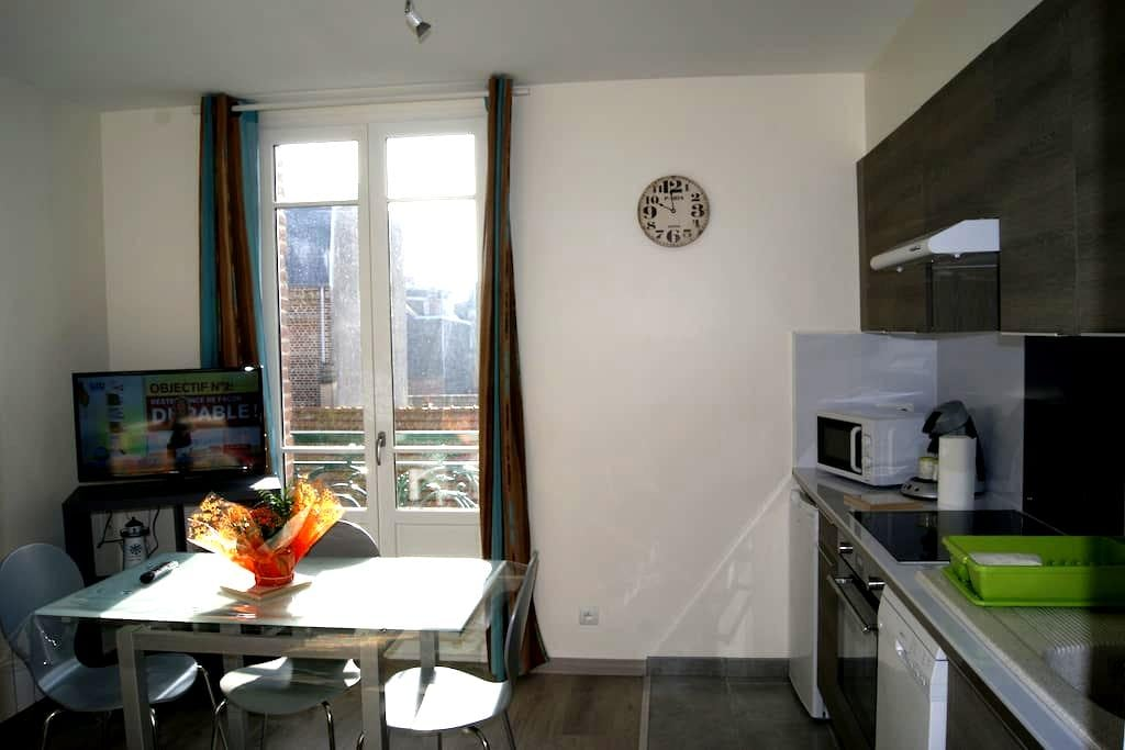 Simple Asile - Mers-les-Bains - Appartement