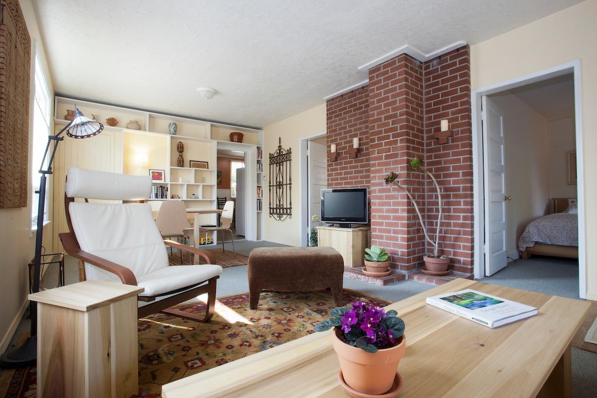 Sellwood  2 Bedroom Flat - Sleeps 3