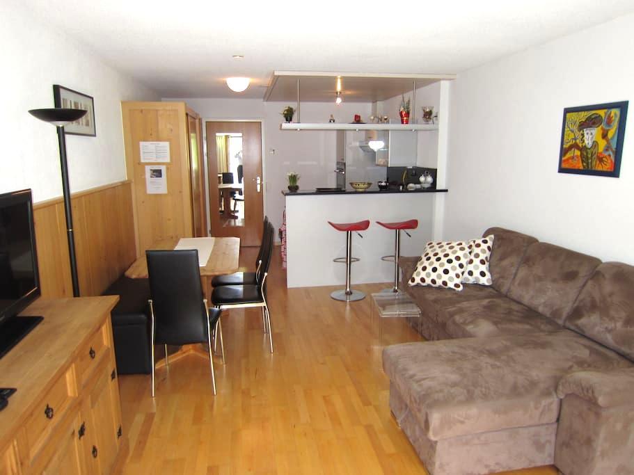 2-Zi. Wohnung in den Flumserbergen - Flums - Condominio