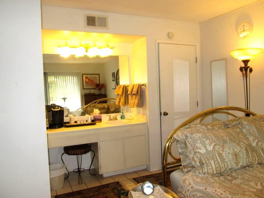Tranquil, Private Bed/Bath-Lake Murray/San Diego - La Mesa - Appartement en résidence