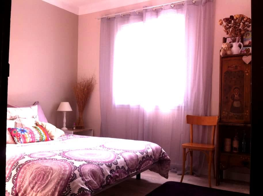 Chambre confortable - Digne - Guesthouse