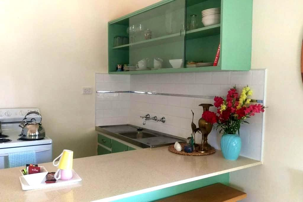 Cute & cosy accomm in excellent location - Wagga Wagga