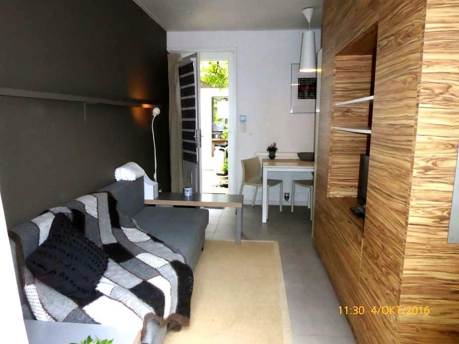 Zelfstandige studio, rustige locatie, hartje Delft - Delft - Wohnung