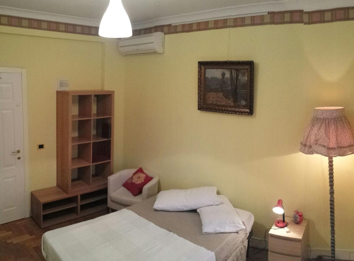 Camera singola accogliente