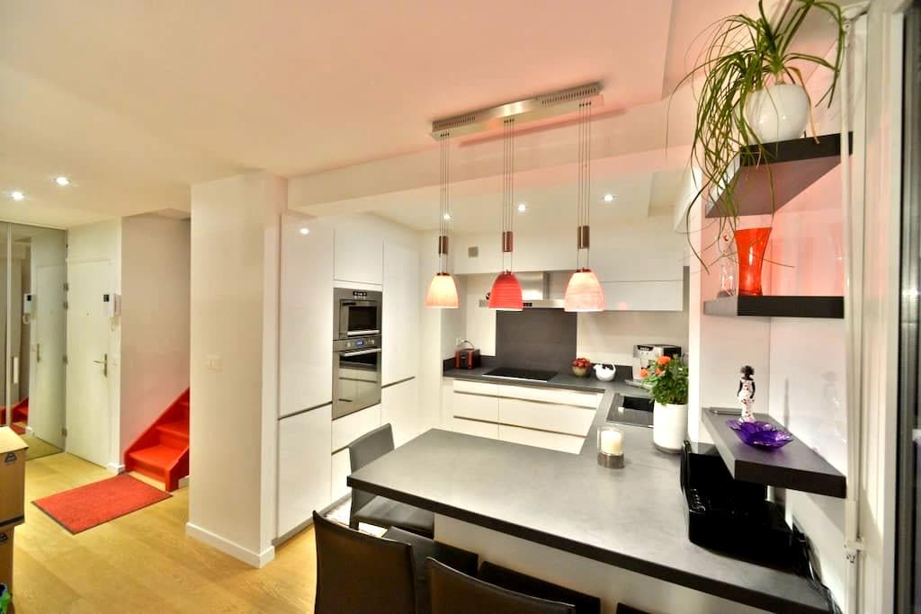 Duplex in Ferney Voltaire by GENEVA Airport - 페르네이 볼테르(Ferney-Voltaire)