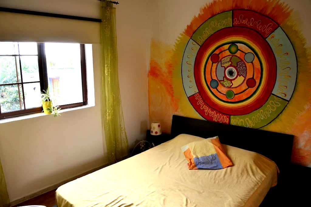 Bonita habitación en casa tranquila - San Cristóbal - House
