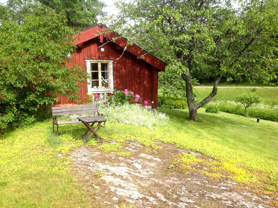 Charming, comfortable cottage - Nävekvarn - Haus