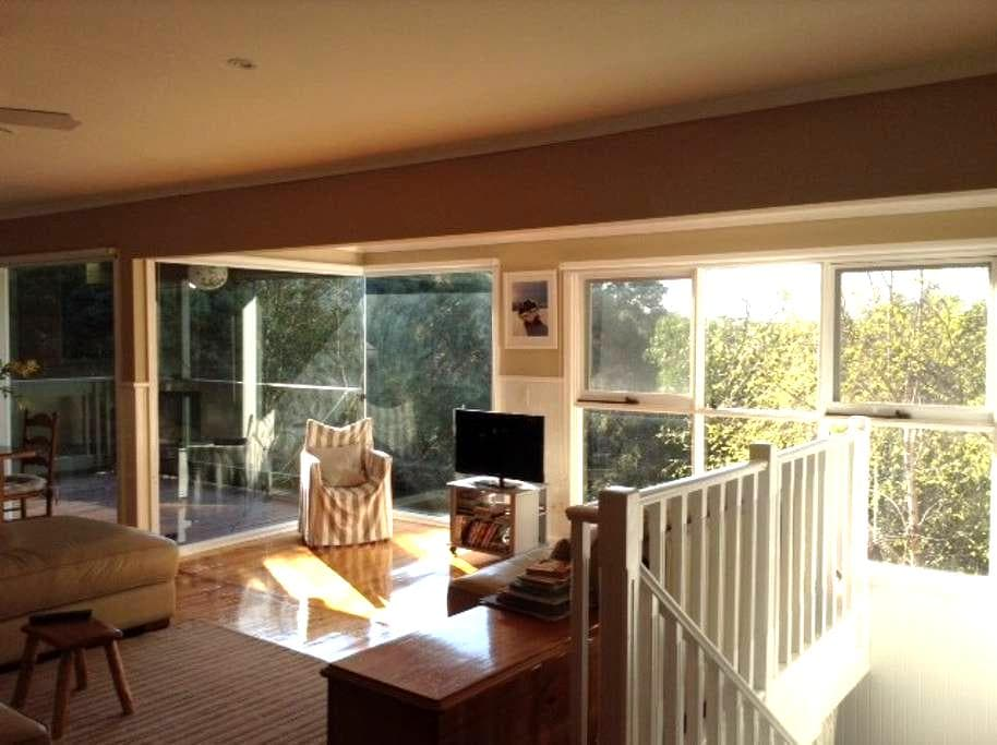 Family Friendly Treetop Hideaway - Blairgowrie