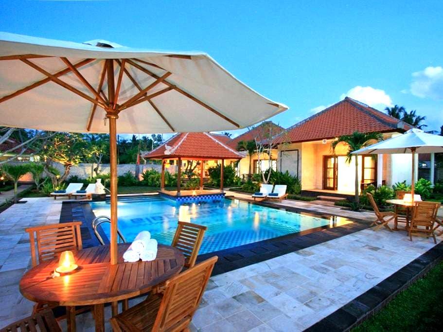 Stay dan Relax in Lembongan - Lembongan island