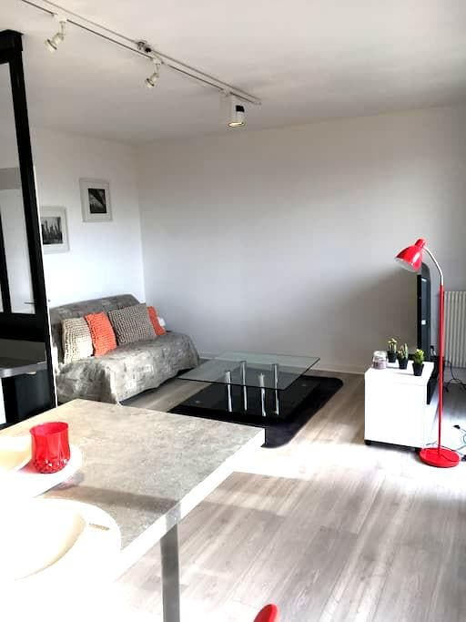Appartement au centre de Mâcon - Mâcon - Huoneisto