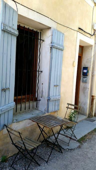 Studio centre calme et fonctionnel - Avignon - Apartment