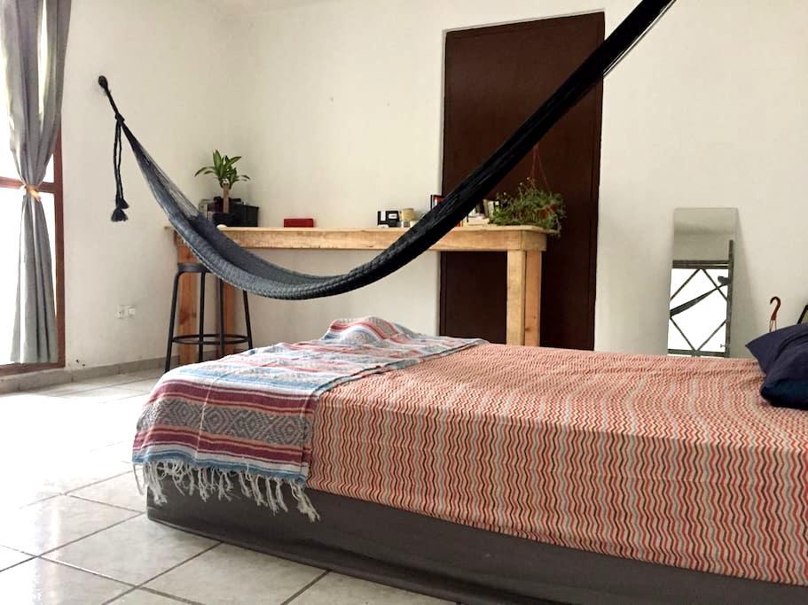 Cozy/Room/Mérida/Yucatan/Chichenitza/Gineres/ - Mérida - House