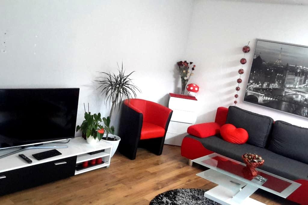 Cozy room near Airport, Messe and Stuttgart - Штутгарт