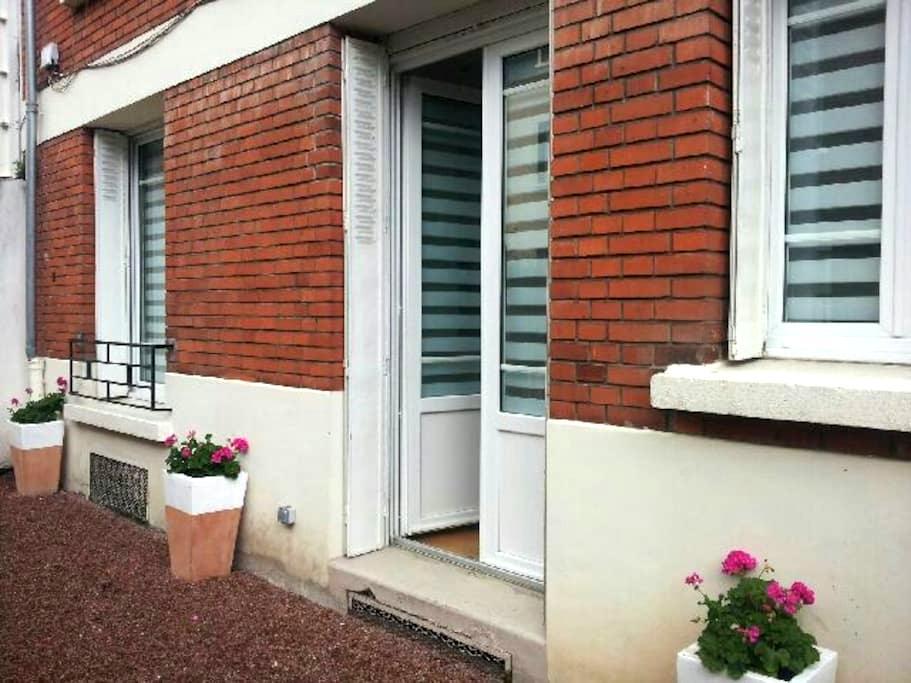Appartement moderne proche Paris - Bois-Colombes - Appartement