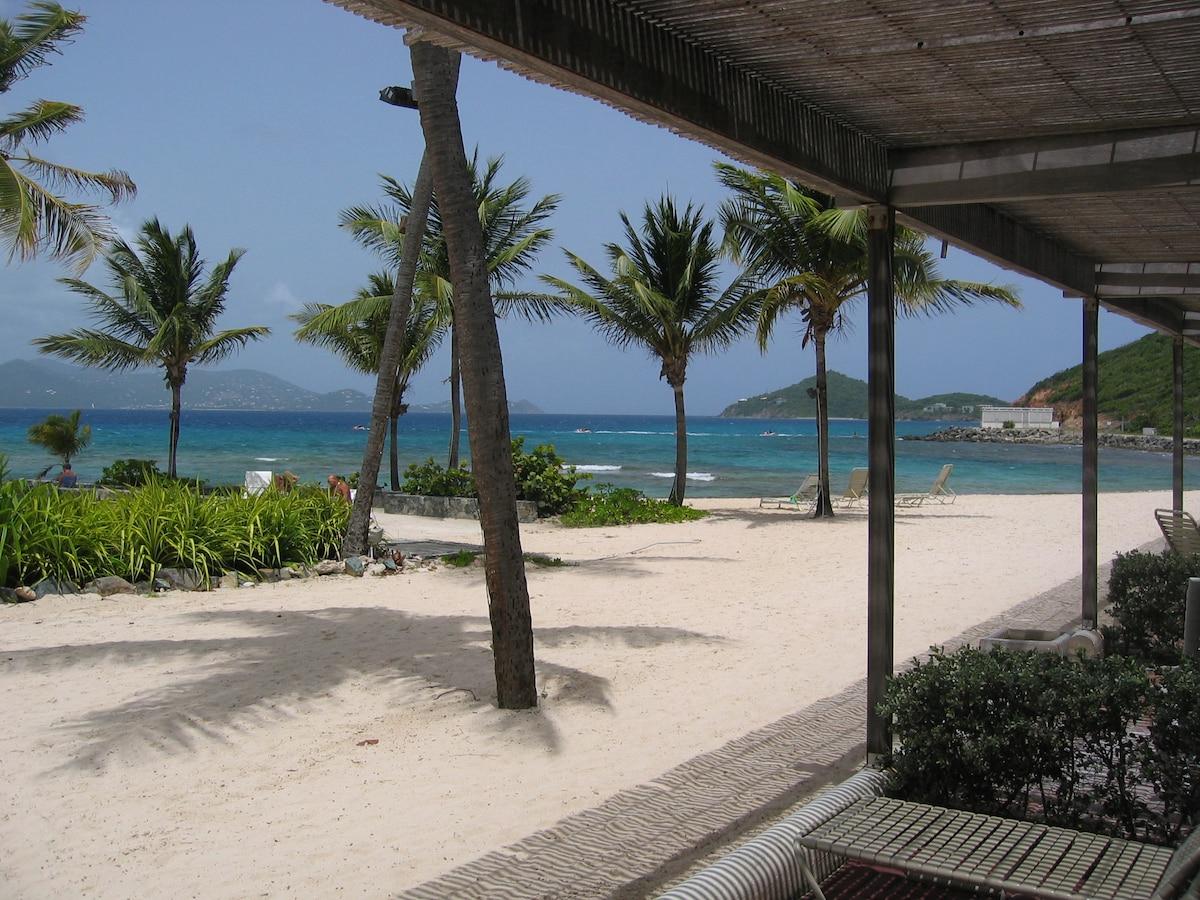 2 Beachfront Condos Sapphire Beach Resort Marina Condominiums