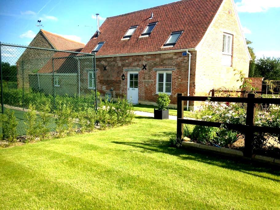 Luxury Cottage in Idyllic Location - Longworth - Rumah