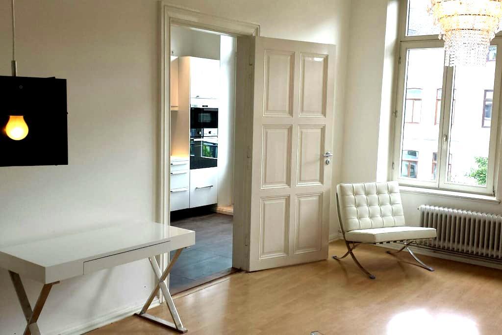 Moderne 2Z. Whng. im trendy Viertel - Bremen - Appartement