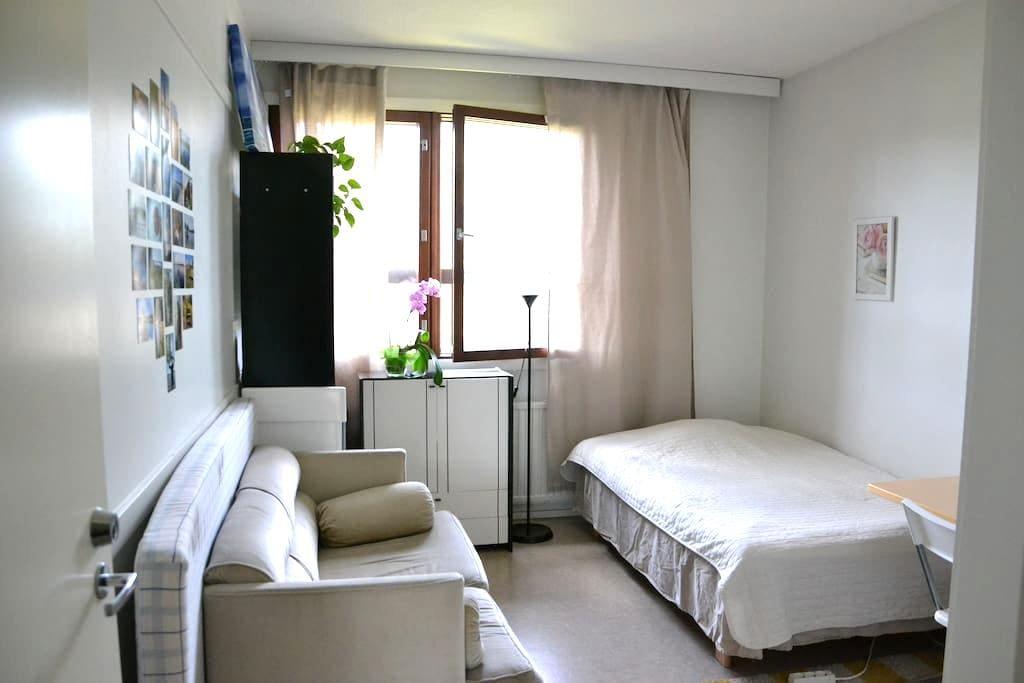 Comfortable room in a quiet neighborhood - Jyväskylä - Appartement