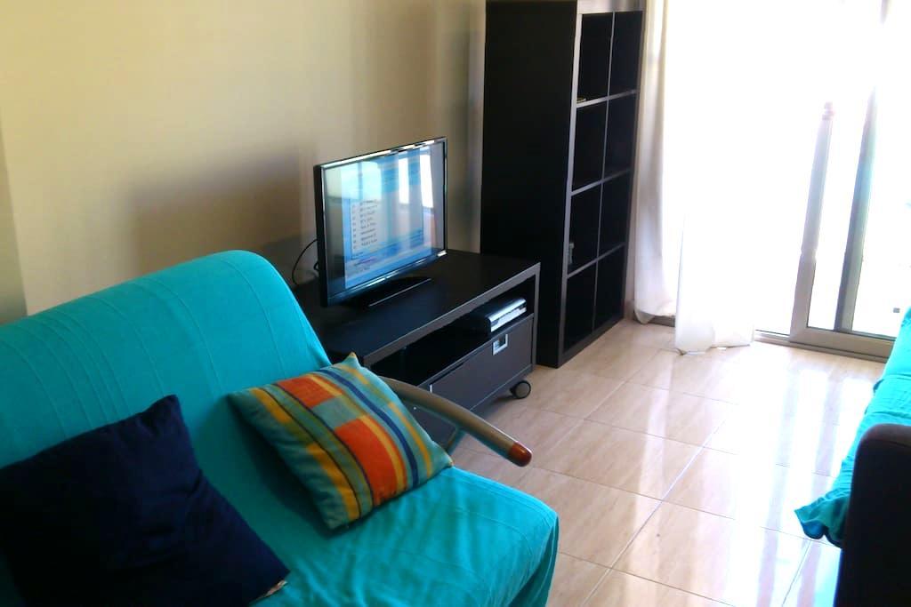 well situated,quiet & cosy - Pineda de Mar