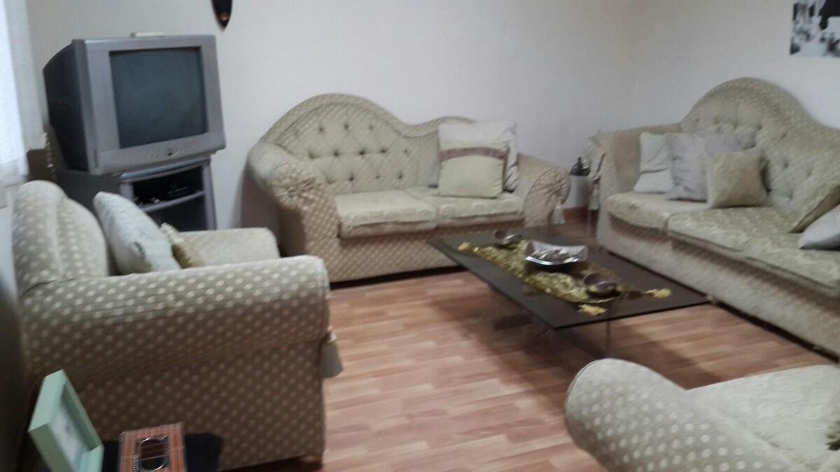A furnished apartment in Ashrafieh