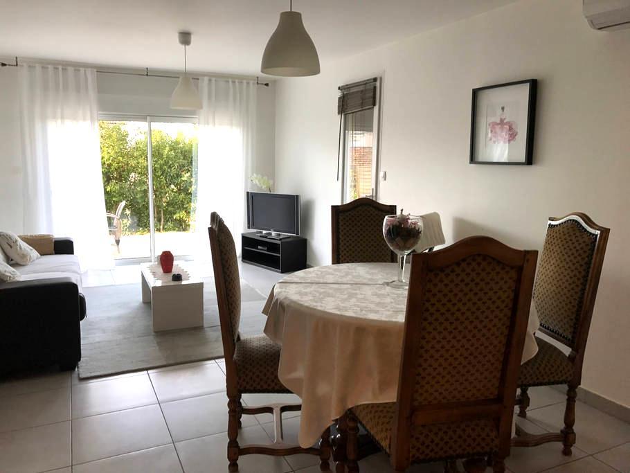 Très agréable bas de villa Marseille 13012 - Marsella - Apartamento