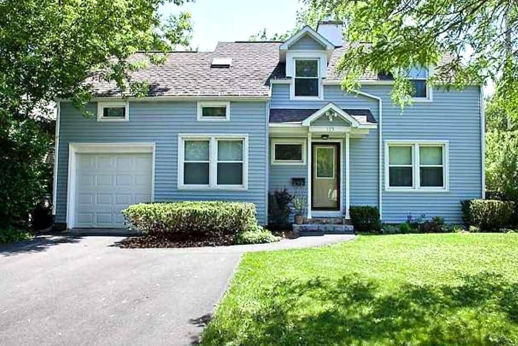 Cozy private home near SU Upstate and so much more - Syracuse - House