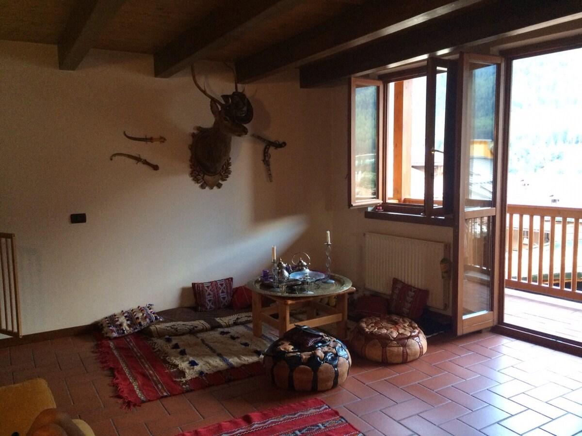 Appartamento Dolomiti del Brenta