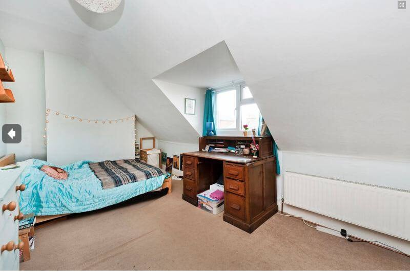 Large room in Edwardian 3bed flat