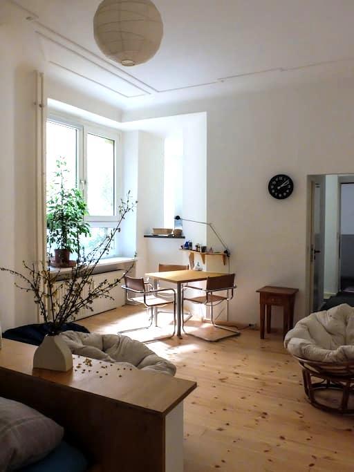 Great apartment for 2 in the heart of Neukölln - Berlín - Pis