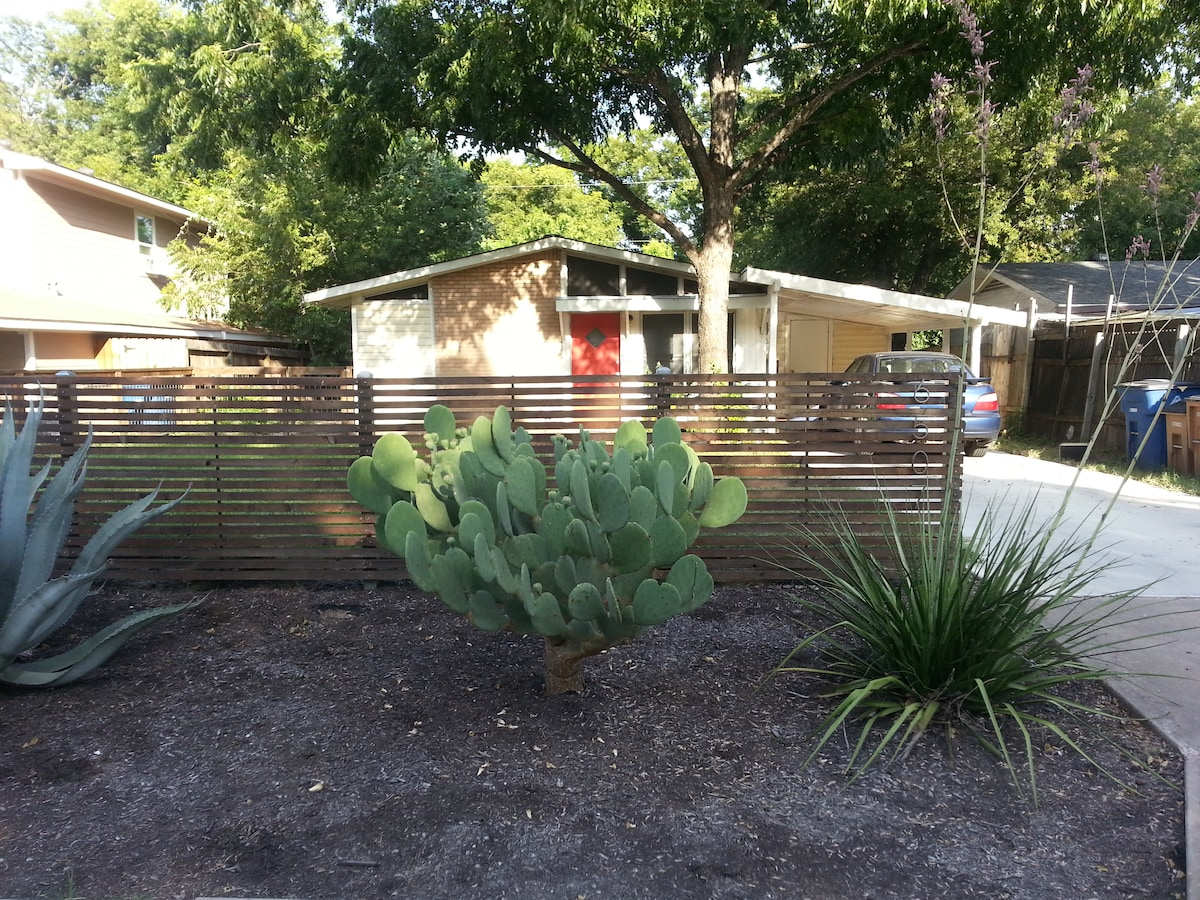 East Central 1950s bungalow