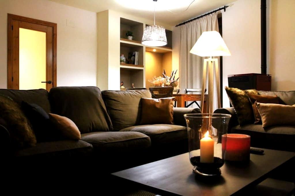 Acogedor apartamento de montaña - Valencia d'Aneu - Appartement