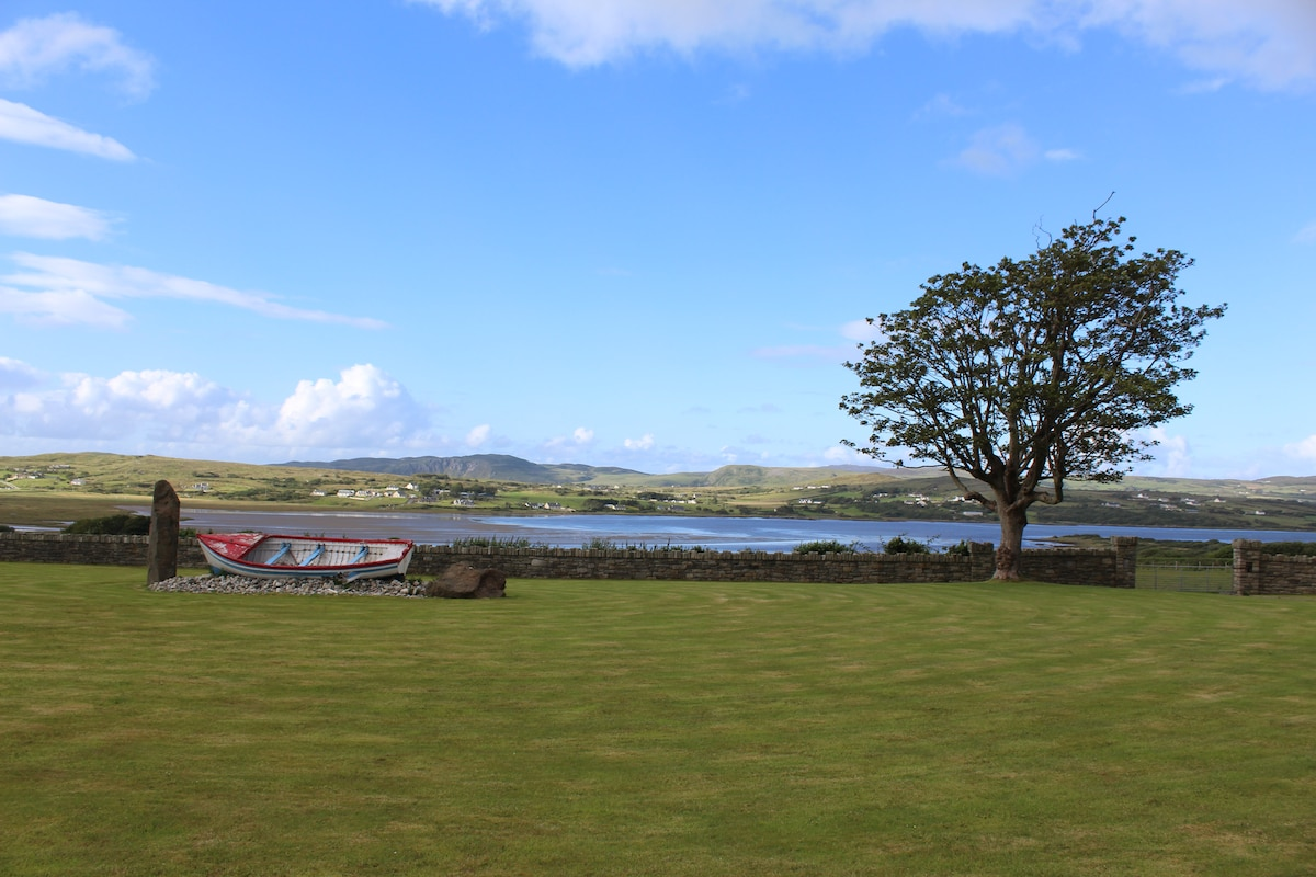 Overlooking the Isle of Doagh