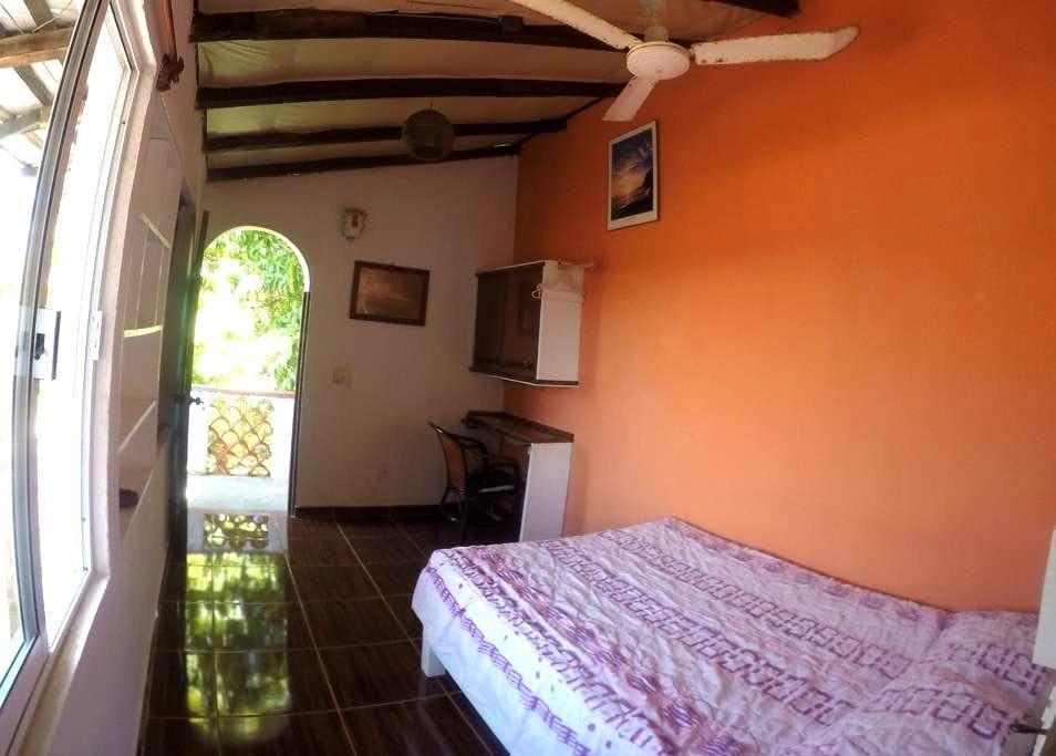 Casa Lunalu, Sol - Puerto Escondido - Hus