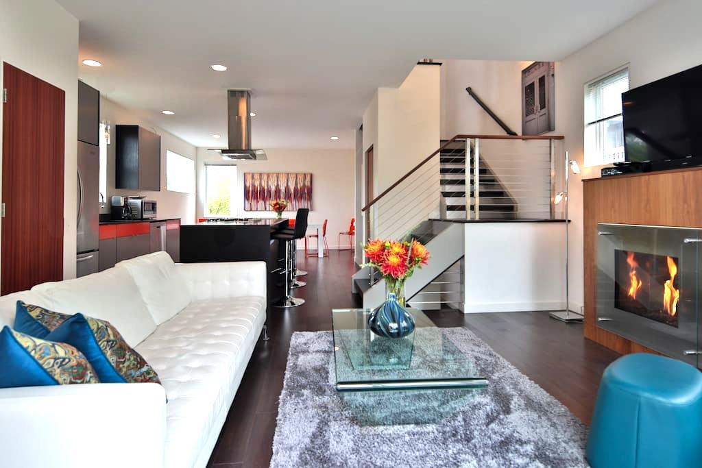 Modern Urban Home - 5 minutes to downtown - Seattle - Casa