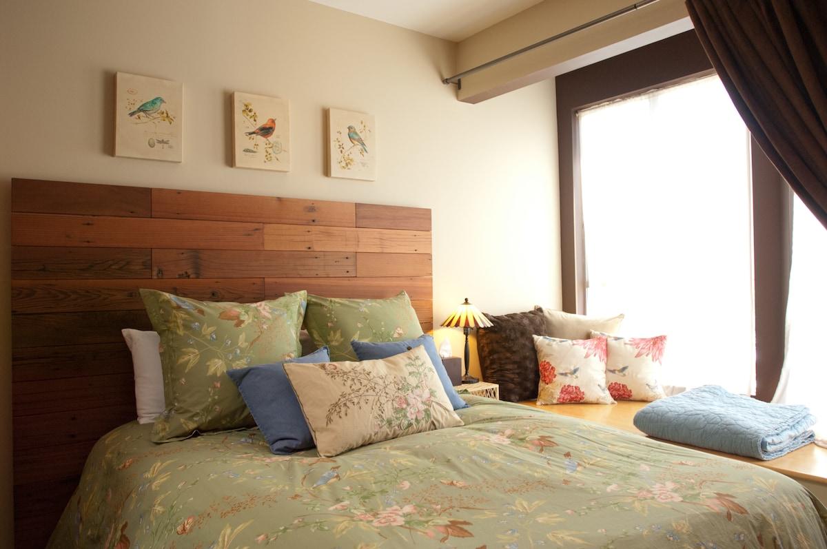 The Redwood Bedroom