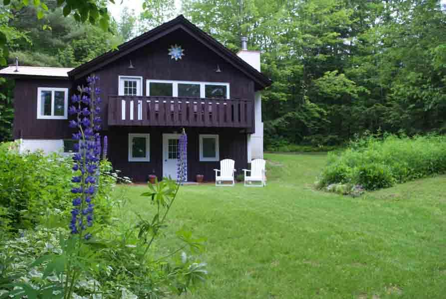Chalet with Great Location and View