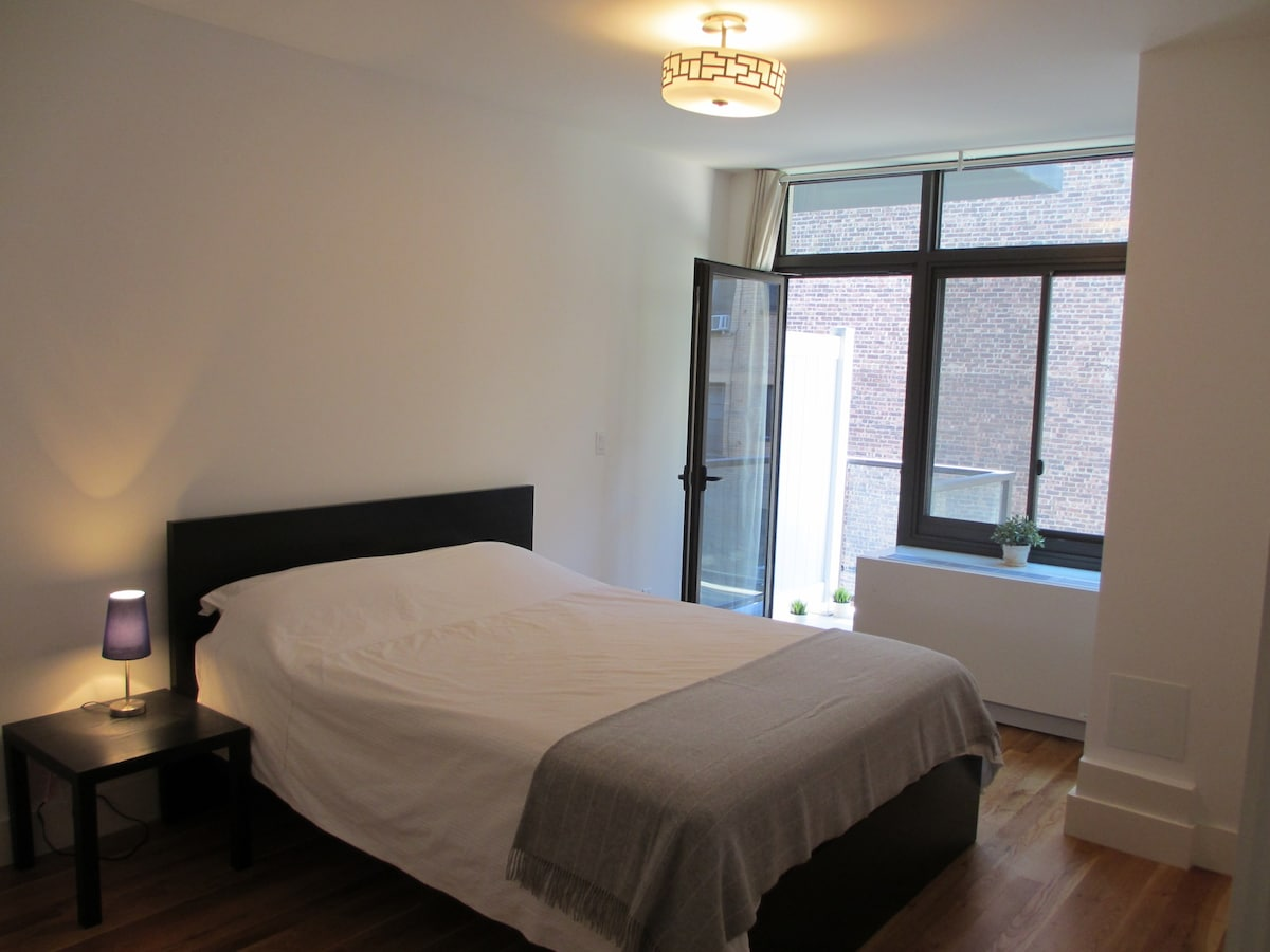 Luxury 2bed 2bath on Prospect Park