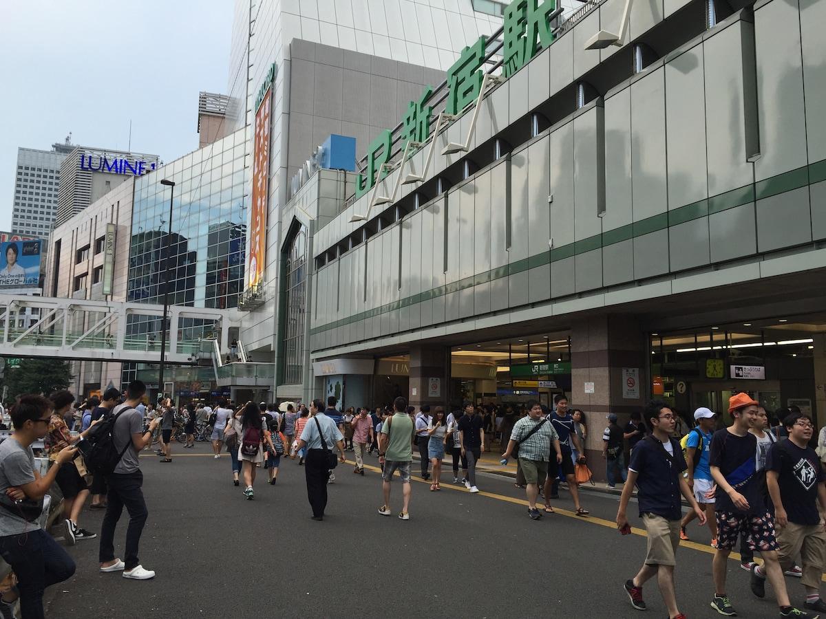 【7min】Shinjuku share room T2-2