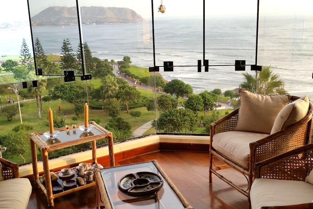 Miraflores, spectacular ocean view - Miraflores