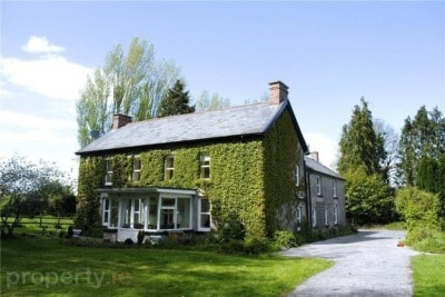 Country House on 2 acres built 1802