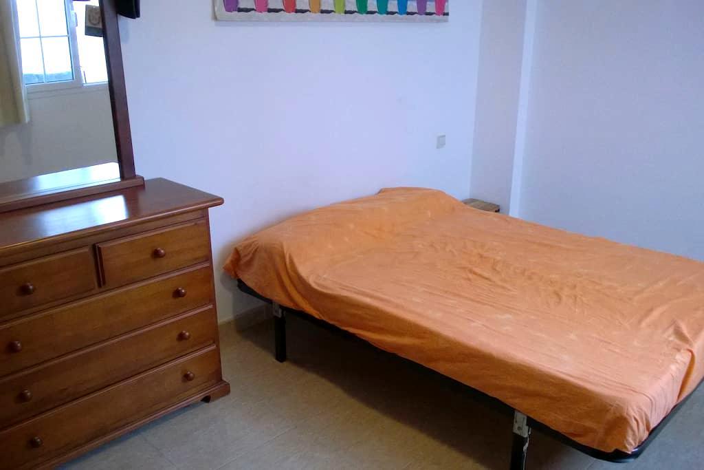 Habitacion privada 2 camas Arrecife - Arrecife - Appartement