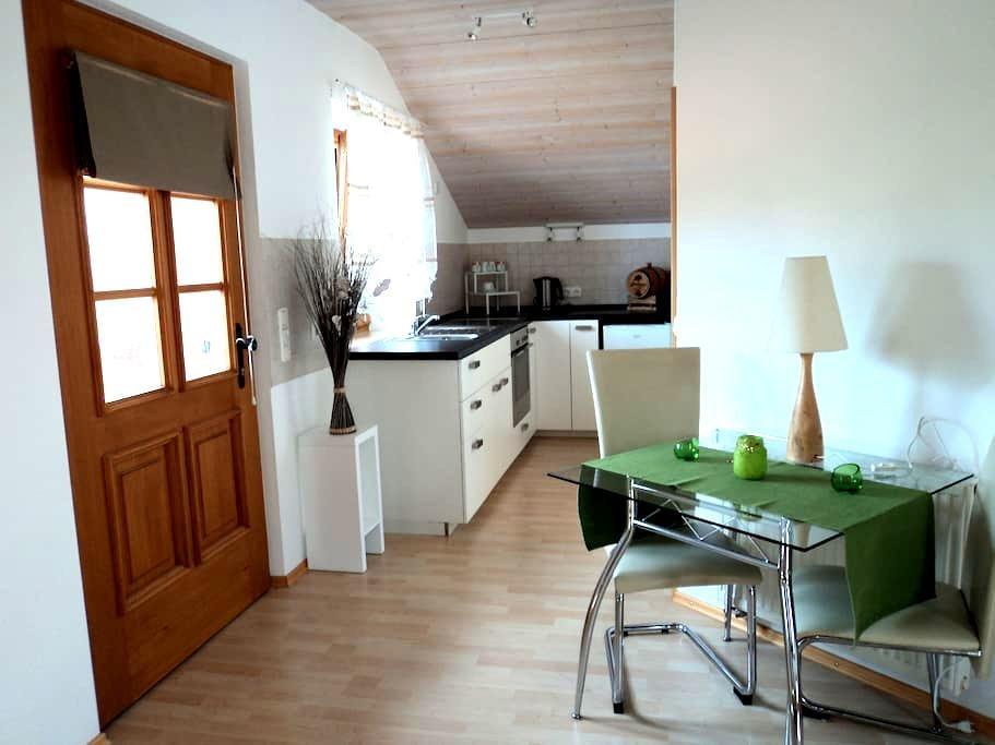 1-Zimmerwohnung,nahe Staffelsee - Eglfing - Casa
