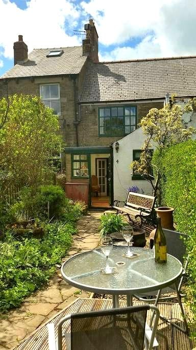 Gorgeous character cottage in pretty village - Northumberland - House